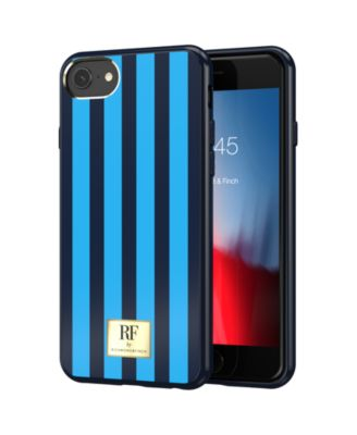 Riverside Stripes Case for iPhone X