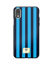 Riverside Stripes Case for iPhone XR