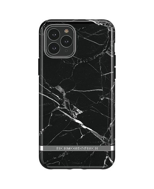 Richmond&Finch Black Marble case for iPhone 11 PRO MAX