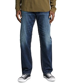 Men's Hunter Athletic Fit Tapered Jeans