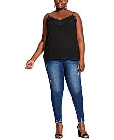 Trendy Plus Size Charisma Lace Camisole