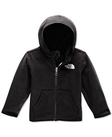 Baby Boys Zipline Hooded Rain Jacket