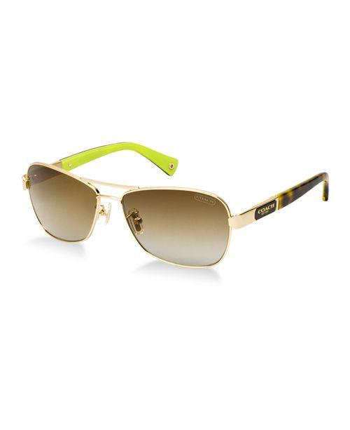 aa0d1809f5 COACH Polarized Sunglasses