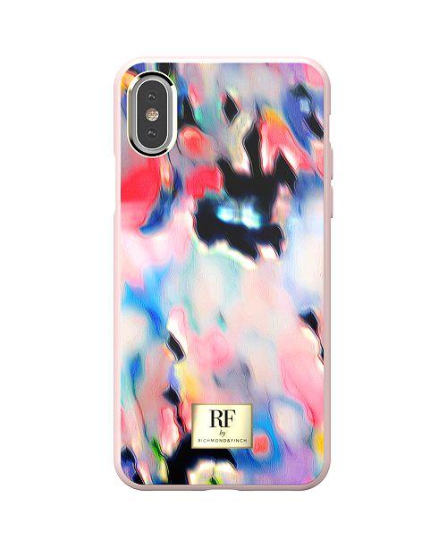 Richmond&Finch Diamond Dust Case for iPhone X