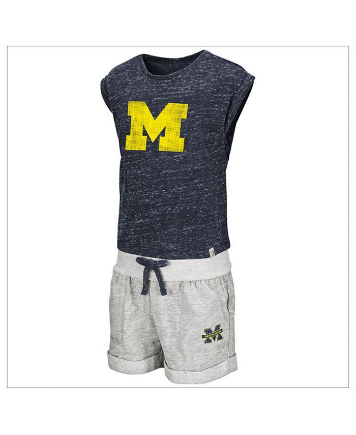 Colosseum - Toddlers Cuffed Tee and Short Set