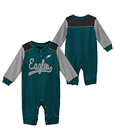 Baby Philadelphia Eagles Scrimmage Coverall