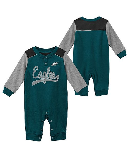 Outerstuff Baby Philadelphia Eagles Scrimmage Coverall
