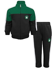 Toddlers Boston Celtics Rebound Pant Set