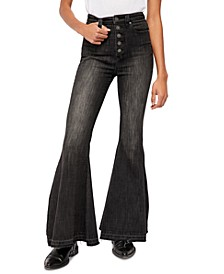 Irreplaceable Flare-Leg Jeans
