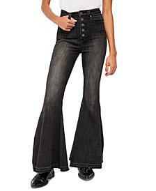 Free People Irreplaceable Flare-Leg Jeans