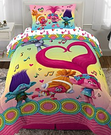 Trolls Full 5-Piece Bed in a Bag
