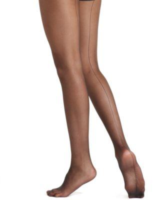 Pantyhose with seams
