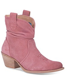Women's Jackpot Leather Bootie