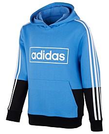 Big Boys Colorblocked Hoodie Sweatshirt