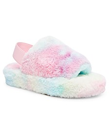 Women's Fuzz Slippers