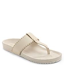 Luisia Flat Sandals