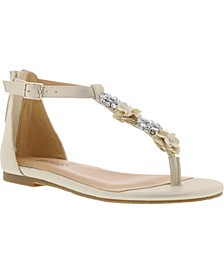 Big Girls Carasky Dress Sandal