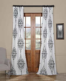 Kerala Printed Cotton Twill Curtain Panel