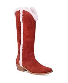 Women's Jango Leather Regular-Calf Boot
