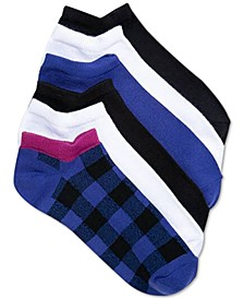 6 Pack Super-Soft Liner Socks