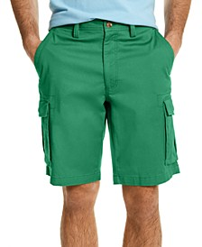 Men's Stretch Cargo Shorts, Created For Macy's