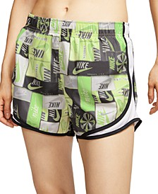Women's Tempo Dri-FIT Printed Running Shorts