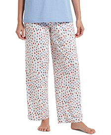 Women's Teardrop Pajama Pants