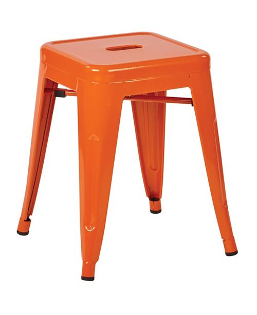 Office Star Patterson Stool (Set of 4)