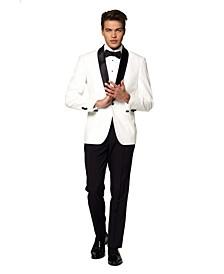 Men's Pearly White Festive Tuxedo