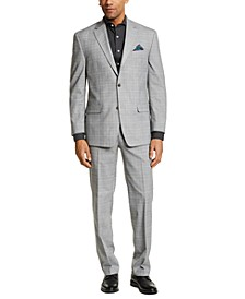 Men's Classic-Fit Suit Separates