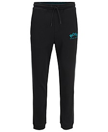 BOSS Men's Hadiko Slim-Fit Jogging Trousers