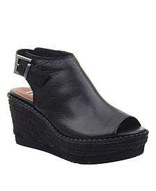 Danette Wedge Sandal