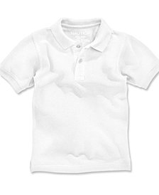 Nautica School Uniform Polo, Little Boys