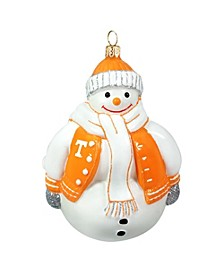 Collegiate Chubby  Snowman- Tennessee