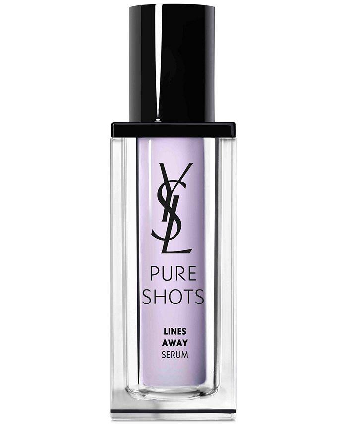 Yves Saint Laurent - Pure Shots Lines Away Anti-Aging Serum, 1-oz.