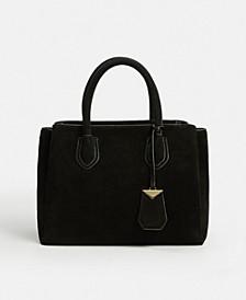 Bovine Leather Shopper Bag