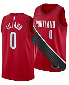 Men's Damian Lillard Portland Trail Blazers Statement Swingman Jersey