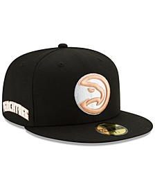 Atlanta Hawks City Series 59FIFTY Fitted Cap