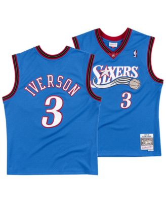 iverson 76ers jersey