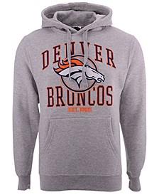 Men's Denver Broncos Established Hoodie