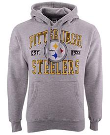 Men's Pittsburgh Steelers Established Hoodie