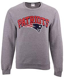 Men's New England Patriots Classic Crew Sweatshirt