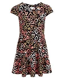 Toddler Girls Heart Dress, Created for Macy's