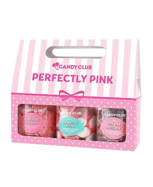 Candy Club Perfectly Pink - Giftset