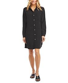 Classic Pocket Shirtdress
