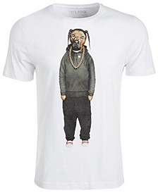 Rap Doggie Men's Graphic T-Shirt