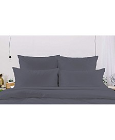 Luxury Home Super-Soft 1600 Series Double-Brushed 6 Piece Bed Sheets Set - Full