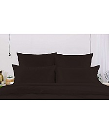 Luxury Home Super-Soft 1600 Series Double-Brushed 6 Piece Bed Sheets Set - King