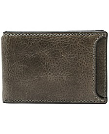 Men's Morris Money Clip Leather Wallet