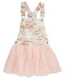 Toddler Girls Camo Skirtalls, Created For Macy's